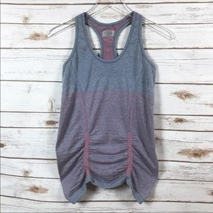 Athleta Cinched Racerback Tank